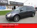Used 2012 Kia Sedona EX  NAVIGATION, ROOF, LEATHER, POWER SLIDERS/GATE! for sale in St Catharines, ON