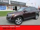 Used 2012 Kia Sorento EX V6  AWD, V6, LEATHER, SUNROOF, HEATED SEATS, PUSHSTART for sale in St Catharines, ON