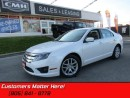 Used 2010 Ford Fusion SEL   SYNC! BLUETOOTH! LEATHER WHEEL! for sale in St Catharines, ON
