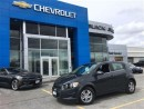 Used 2016 Chevrolet Sonic LT Auto HEATED SEATS REMOTE START BLUETOOTH!!! for sale in Orillia, ON