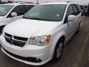Used 2016 Dodge Grand Caravan HEATED SEATS AND STEERING WHEEL POWER DOORS!!! for sale in Orillia, ON