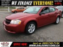 Used 2010 Dodge Avenger SE 134 KM ECONOMICAL 2.4L for sale in Hamilton, ON