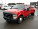 Used 2008 Ford F-350 SD XL Crew Cab Long Bed Dually 2WD Diesel for sale in Burnaby, BC