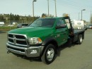 Used 2013 Dodge Ram 5500 Regular Cab 10 Foot Flat Deck 4WD Diesel for sale in Burnaby, BC
