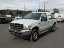 Used 2002 Ford F-350 XL Regular Cab Long Box 4WD for sale in Burnaby, BC