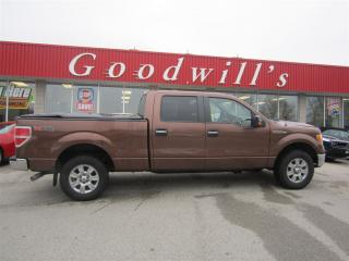 Used 2011 Ford F-150 XLT! CREW CAB! AS TRADED! for sale in Aylmer, ON