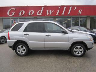 Used 2009 Kia Sportage LX! for sale in Aylmer, ON