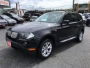 Used 2009 BMW X3 xDrive30i Coquitlam Location - 604-298-6161 for sale in Langley, BC