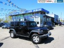 Used 2008 Jeep Wrangler UNLIMITED X*** payments from $153 bi weekly oac*** for sale in Surrey, BC