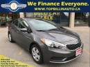Used 2014 Kia Forte 1.8L LX+ Auto, 2 YEARS WARRANTY for sale in Concord, ON