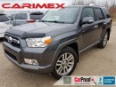 Used 2011 Toyota 4Runner SR5 V6 for sale in Waterloo, ON