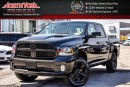 New 2017 Dodge Ram 1500 New Car Sport Night Edition 4x4|Convi.Pkg|Crew|Nav|Sunroof|20