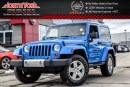 Used 2011 Jeep Wrangler Sahara|4X4|CleanCarProof|Sat.Radio|HTDFrntSeats|Bluetooth|18