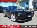 Used 2010 Dodge Challenger SRT8 ACCIDENT FREE w/ 6.1L HEMI, NAVIGATION & HIGH PERFORMANCE SUSPENSION for sale in Surrey, BC