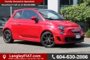New 2016 Fiat 500 Abarth WITH SIRIUS-XM, KEYLESS ENTRY for sale in Surrey, BC