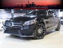 Used 2015 Mercedes-Benz C-Class C400 ***SOLD***AMG|HEADS-UP|LANE DEP|BURMESTER|FULLY LOADED for sale in North York, ON