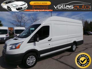 Used 2017 Ford TRANSIT-250 3.5L GTDI V6| HIGH ROOF| 170 WHEELBASE for sale in Woodbridge, ON