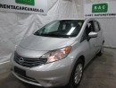 Used 2015 Nissan Versa Note 1.6 SV for sale in Richmond, ON