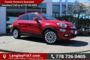 Used 2016 Fiat 500X Lounge NO ACCIDENTS, LOCALLY OWNED for sale in Surrey, BC