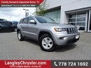 Used 2017 Jeep Grand Cherokee Laredo ACCIDENT FREE w/ 4X4, REAR-VIEW CAMERA & PADDLE SHIFTERS for sale in Surrey, BC