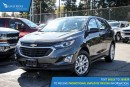 New 2018 Chevrolet Equinox LS Satellite Radio and Backup Camera for sale in Port Coquitlam, BC