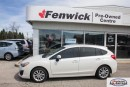 Used 2014 Subaru Impreza 5Dr Touring Pkg at for sale in Sarnia, ON