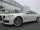 Used 2015 BMW 750i xDrive AWD   NAV   BANG & OLUFSEN   RV CAM   for sale in Oakville, ON