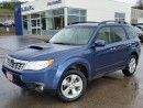 Used 2013 Subaru Forester XT Limited for sale in Kitchener, ON