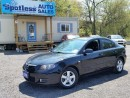 Used 2008 Mazda MAZDA3 GS for sale in Whitby, ON