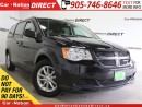 Used 2015 Dodge Grand Caravan SE/SXT for sale in Burlington, ON