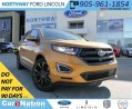 Used 2015 Ford Edge Sport | NAV | LEATHER | PANO ROOF | for sale in Brantford, ON