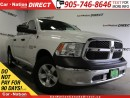 Used 2014 Dodge Ram 1500 SXT| 4X4| HEMI| RUNNING BOARDS| LOCAL TRADE| for sale in Burlington, ON