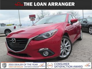 Used 2014 Mazda MAZDA3 for sale in Barrie, ON