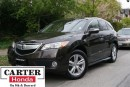 Used 2015 Acura RDX w/Technology Package + NAVI + LEATHER + LOCAL! for sale in Vancouver, BC