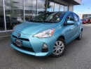 Used 2012 Toyota Prius c Base (CVT) for sale in Surrey, BC
