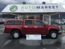 Used 2005 GMC Canyon SLE Z71 Crew Cab 4WD CANOPY! for sale in Langley, BC