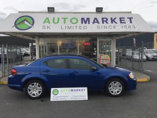 Used 2013 Dodge Avenger FINANCE THIS CAR REGARDLESS OF YOUR CREDIT for sale in Langley, BC