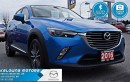 Used 2016 Mazda CX-3 GT With Navigation & Unlimited Mileage Warranty for sale in Kelowna, BC