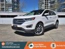 Used 2016 Ford Edge TITANIUM, LOW MILEAGE, GREAT CONDITION, NO HIDDEN FEES, FREE LIFETIME ENGINE WARRANTY! for sale in Richmond, BC
