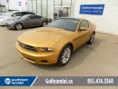Used 2010 Ford Mustang GLASS ROOF, SHAKER SOUND SYSTEM, RWD. for sale in Edmonton, AB