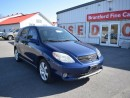 Used 2006 Toyota Matrix XR Front-wheel Drive Hatchback for sale in Brantford, ON