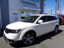 Used 2016 Dodge Journey Crossroad AWD, Nav, Leather, Sunroof, Rev Camara for sale in Langley, BC