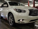 Used 2015 Infiniti QX60 AWD, V6, SUNROOF, HEATED SEATS, LEATHER, BLUETOOTH for sale in Edmonton, AB