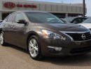 Used 2014 Nissan Altima 2.5 SL LEATHER SUNROOF for sale in Edmonton, AB