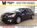 Used 2013 Nissan Altima S| CRUISE CONTROL| POWER LOCKS/WINDOWS| A/C| 98,49 for sale in Kitchener, ON