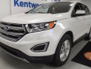 Used 2017 Ford Edge SEL AWD, NAV, leather, back up cam for sale in Edmonton, AB
