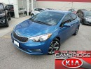 Used 2014 Kia Forte EX ROOF KIA CERTIFIED PRE-OWNED for sale in Cambridge, ON