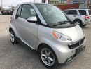 Used 2013 Smart fortwo ONE OWNER - NO ACCIDENT - SAFETY & WARRANTY INCL for sale in Cambridge, ON