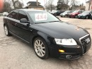 Used 2010 Audi A6 3.0L QUATTRO S-LINE - SAFETY & WARRANTY INCL for sale in Cambridge, ON