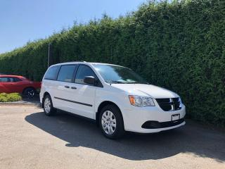 Used 2017 Dodge Grand Caravan CANADA VALUE PACKAGE for sale in Surrey, BC